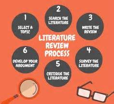 History of literature review in nursing